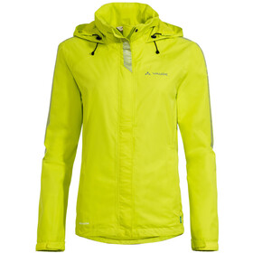 VAUDE Luminum II Jacket Women, bright green